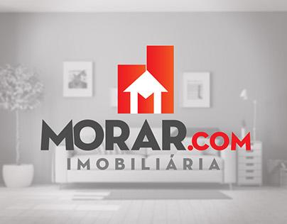 Logo - Morar.com Imobiliária