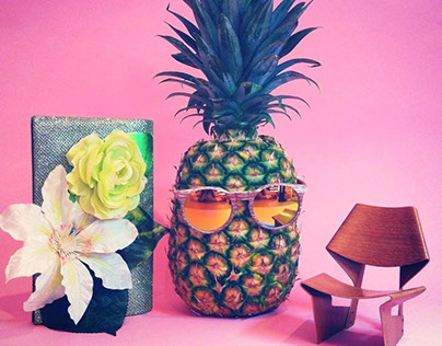 EAH! summerparty flower clutches - SS 2015