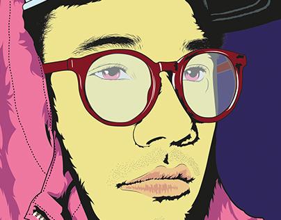 Toro Y Moi - Poster
