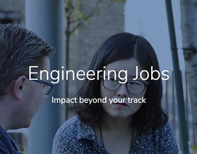 Careers Website Branding & Design