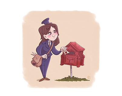 Ms Postman