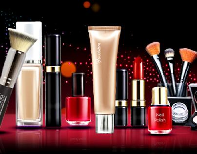 makeup slide