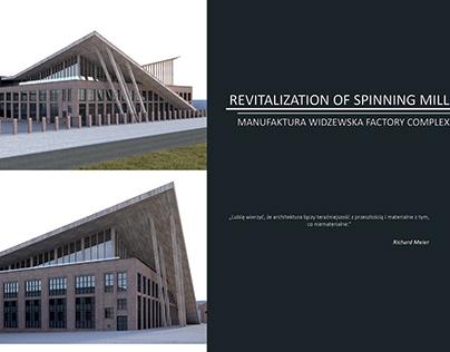 Revitalization of Spinning Mill