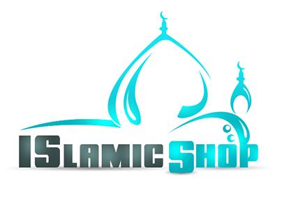 Islamic shop online Logo