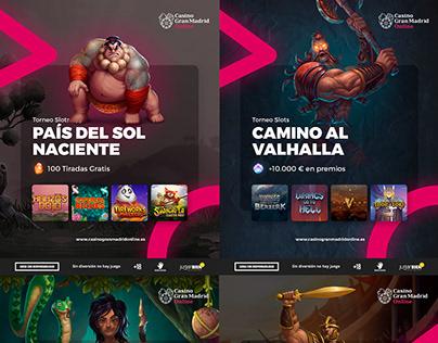 RRSS Casino Gran Madrid
