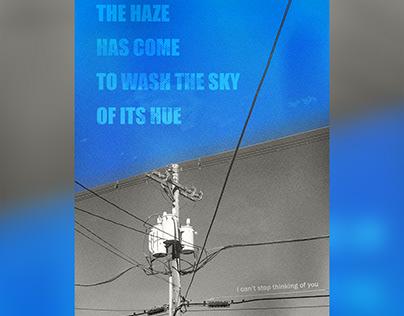 The Haze Poster