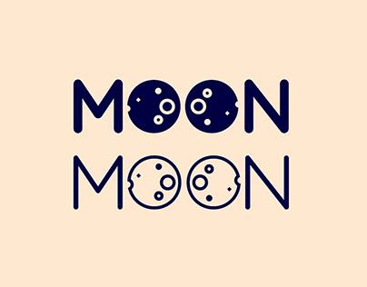 Moon logotype