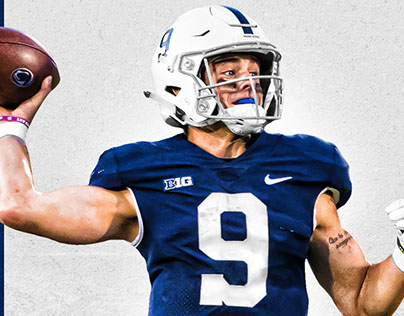 Trace McSorley Infographic