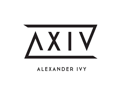 AXIV - ALEXANDER IVY PROMOTIONAL IMAGES