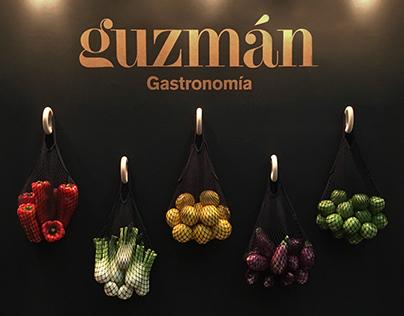 """Madrid Fusión"" 2017 stand/ Guzmán Gastronomía"
