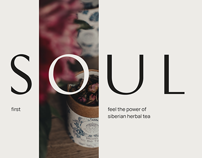 SOUL FIRST | Website design | E-commerce