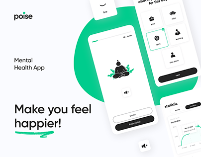 Poise - Mental Health App
