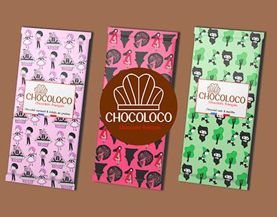 Chocoloco - Branding & Packaging