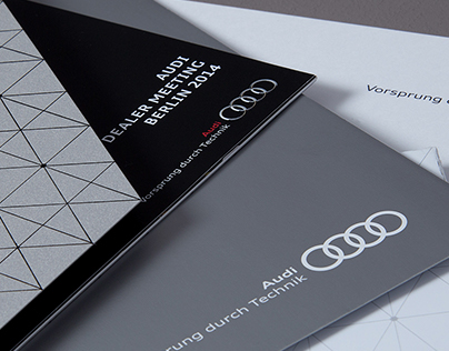 Audi – Dealer Meeting 2014