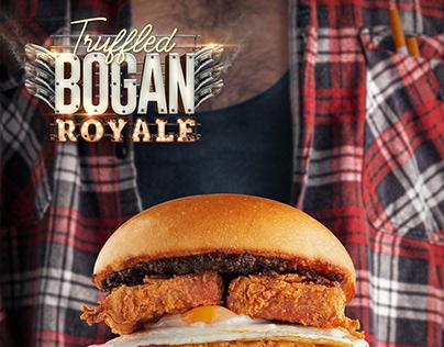 Burger Urge - Truffled Bogan Royale