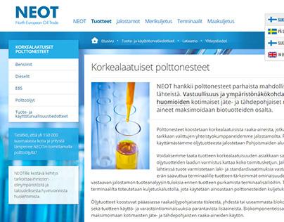 Neot.fi Development