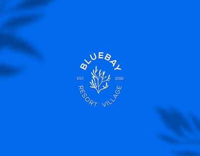 BLUEBAY RESORT BRANDING