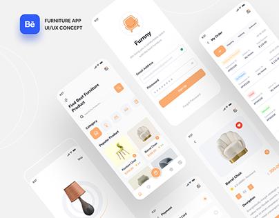 Furniture Mobile Apps