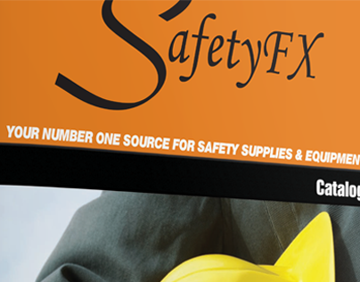 SafetyFX Product Catalog
