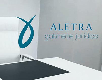 ALETRA - Gabinete jurídico | BRANDING & WEB