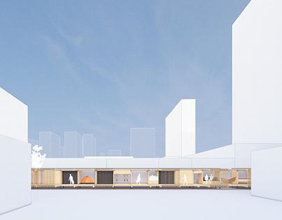 1º Lugar - Prêmio Ibramem de Arquitetura em Madeira