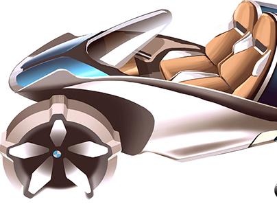 BMW ISLAND CRUISER