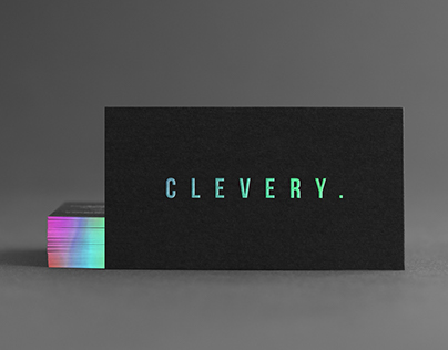 Photorealistic Business Cards Mockup / Black Edition