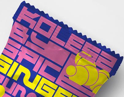 KOLESZ - Spice packaging