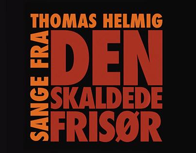 Thomas Helmig - Den Skaldede Frisør - EP Promo