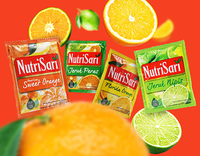 NutriSari Packaging Design