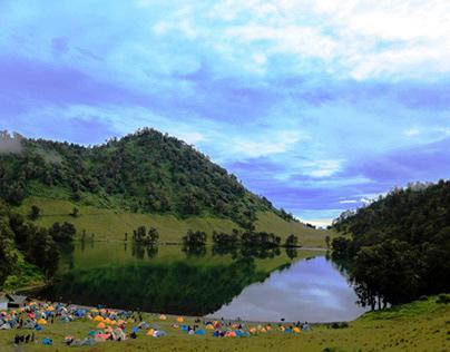 Kumbolo Lake Camping