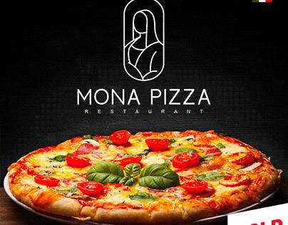 MONA PIZZA Restaurant Pizzeria