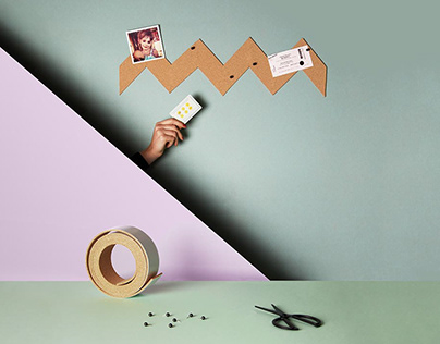 ROLL + PIN - The pin board, re-imagined