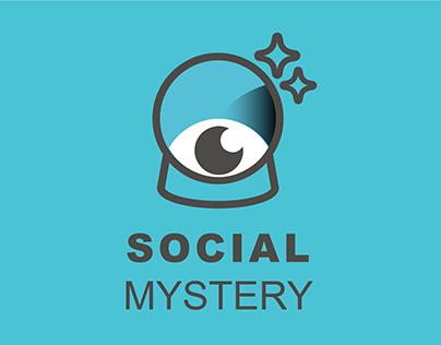 Social Mystery-Social Media agency logo