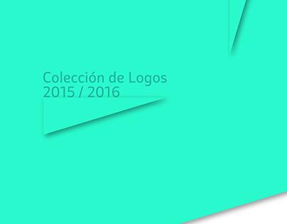 Colección de Logos, Logo Collection 2015-2016