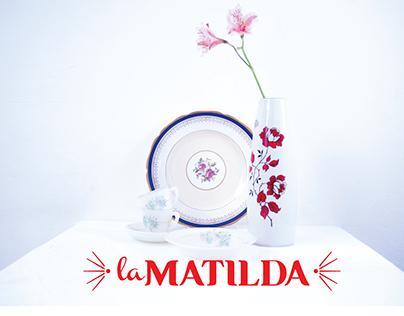 La Matilda - sesión navideña