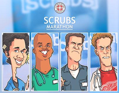 Scrubs Marathon
