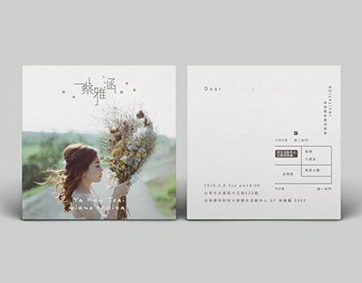 Ya Han Tsai Piano Recital