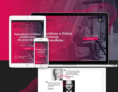 Legal Market Day - website