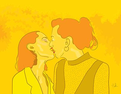 Beso Amarillo