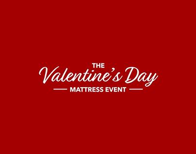 PCR Valentine's Day Mattress Event