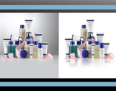 Clipping path and shadow creation services