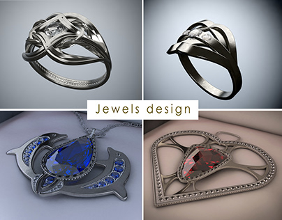Jewels design