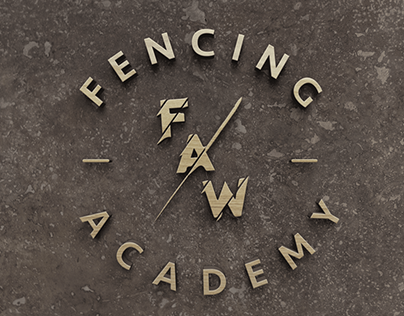 Logo - Fencing Academy of Westchester, NY, USA