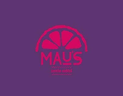 Mau's Ceviche Cocktail - Branding