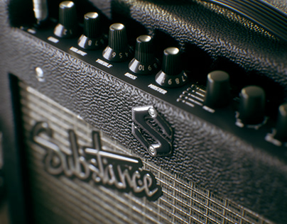 Substance Guitar Amp