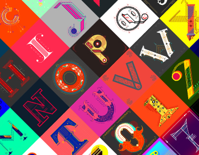 36 Days of Type | 3rd Edition