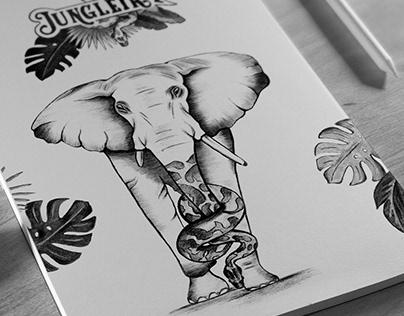 JungleTrip - Illustration