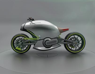 PORSCHE 618 - Two Wheels Project