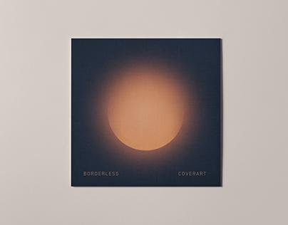 Borderless | Pre-made Album Cover Art Design For Sale.